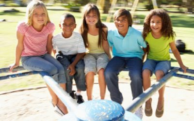 Neighborhoods and Healthy Child Development